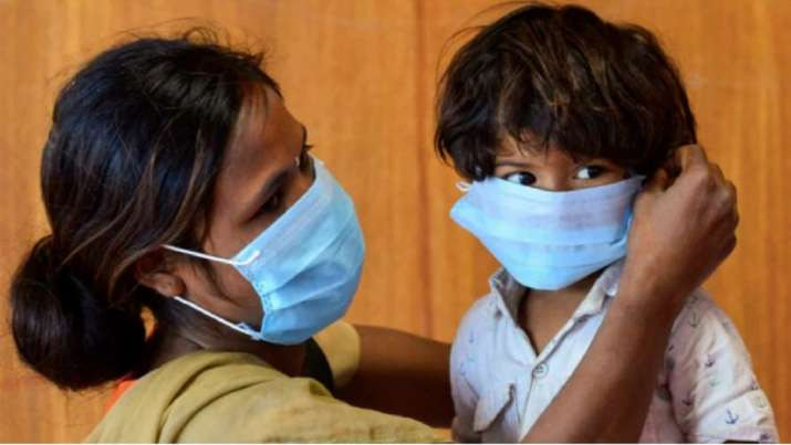 40,000 Masks to Protect Poor Children in India & Nepal