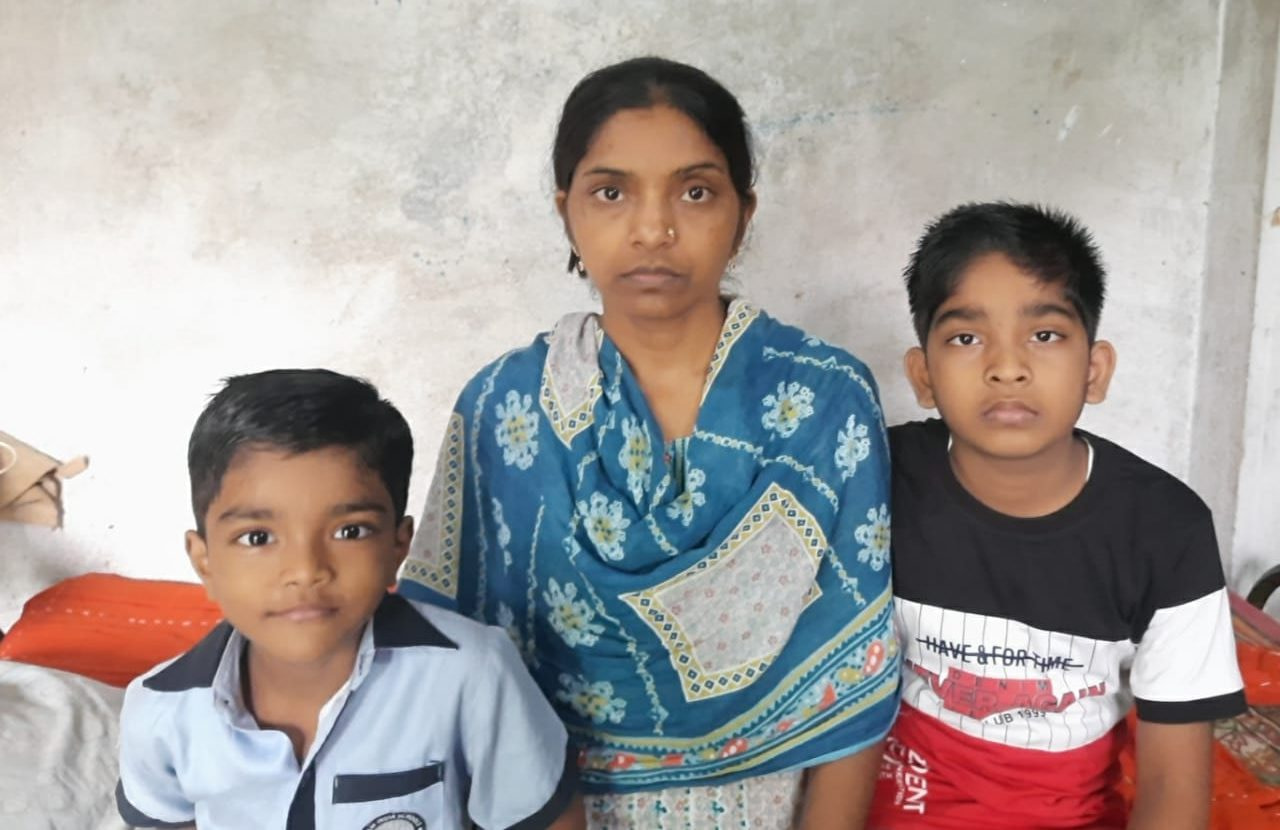 Mamta needs your help to secure her children's future