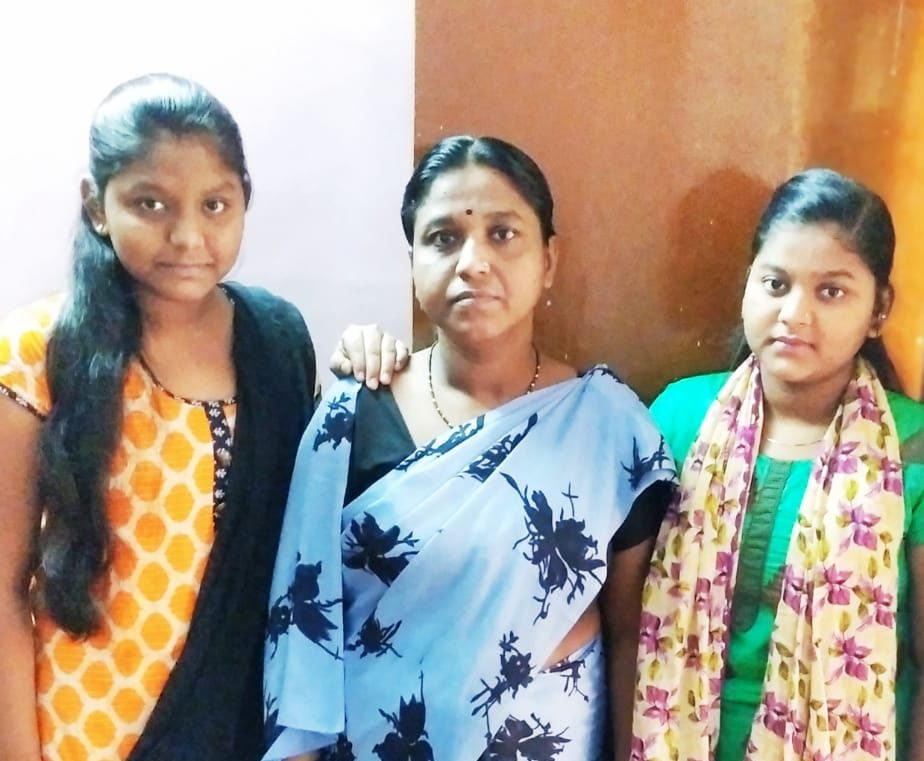 Sunanda needs support for her two girls.