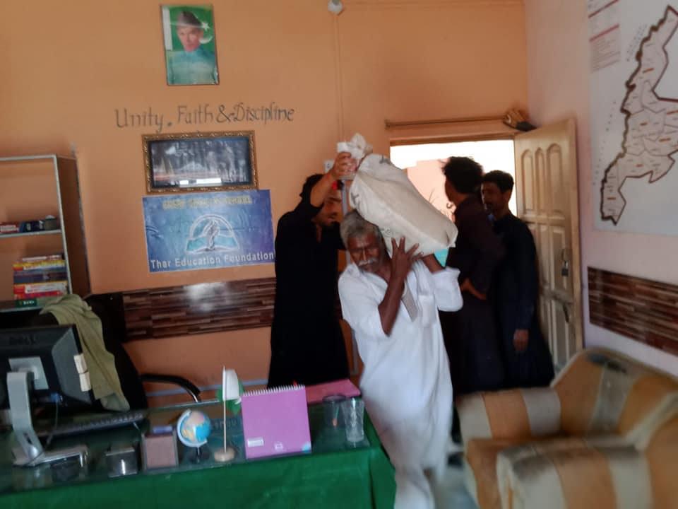 COVID-19 – Food Distribution in Pakistan
